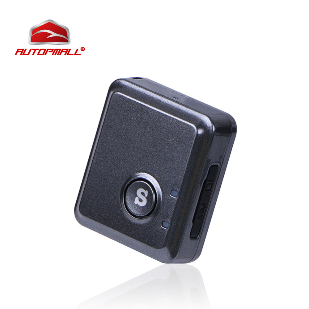 Car GPS Tracker RF-V8S Mini Vehicle Locator Person Track 12 Days Standby Time Silent SOS Function Lifetime Free Web APP Tracking
