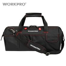 WORKPRO Waterproof Travel Bags Men Crossbody Bag