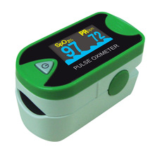 24pcs Health Care Choicemmed LED Green Finger Pulse Oximeter Blood Oxygen SpO2 Saturation Oximetro Monitor MD300C26
