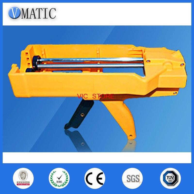 Livraison gratuite 600 ml 600 cc 1:1 & 1:2 AB pistolet à colle de haute qualité