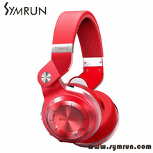 Symrun Original T2 Plus 4.1 Headband Bluetooth V4.1 +Edr Noise Canceling Wireless Bluetooth Headset 4.1 Universal