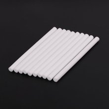 10pcs 8*130mm Humidifiers Filters Cotton Swab for USB Air Ultrasonic Humidifier
