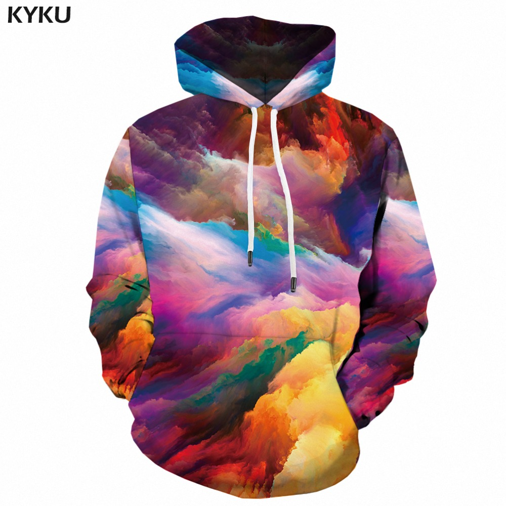Reasonable Kyku Brand Rubiks Cube Sweatshirts Men Geometric Hoodes 3d Colorful Hoodie Print Squared Hoody Anime Psychedelic Hooded Casual High Quality Goods Hoodies & Sweatshirts