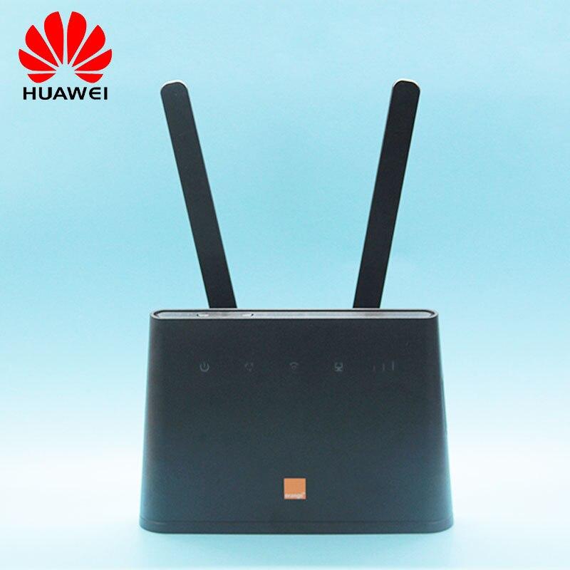 Huawei b310 wifi 4g routeur hotspot b310s-22 sans fil 3g routeur avec antenne externe lte routeurs rj45 CPE voiture pk b890 e5172