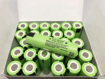 10pcs/lot New Original Panasonic NCR18650PF 18650 3.7V 2900mAh Rechargeable Battery Lithium Flashlight Batteries 10A Discharge