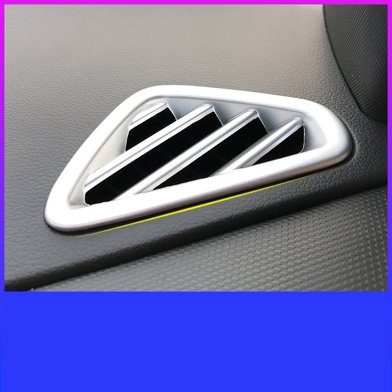 Lsrtw2017 Carbon Fiber Abs Car Dashboard Air Vent Trims for Hyundai Encino Kona 2018 2019 2020 in Interior Mouldings from Automobiles Motorcycles