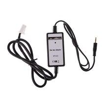 OOTDTY Auto MP3 Lettore di Interfaccia Radio Aux In Adattatore Per Toyota Camry Corolla Yaris-M30