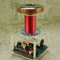 Микро Тесла катушки SGTC spark зазор Тесла катушки DIY наборы для науки физическая игрушка