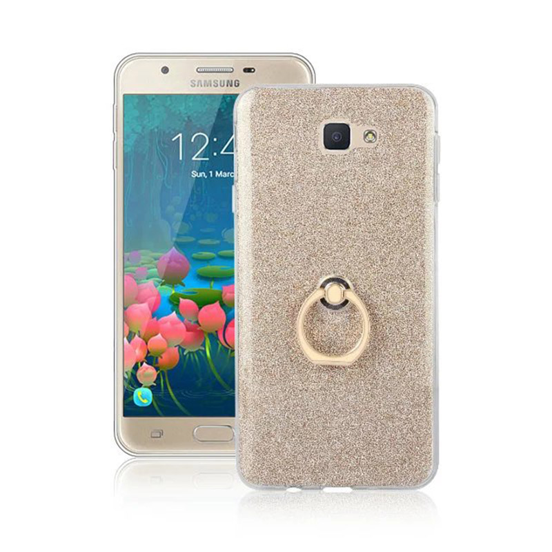 the best attitude 114bb 51bc0 US $3.36 |Ring Back Cover For Samsung Galaxy J5 Prime Soft Silicon Case  Bling Case For Samsung J5 Prime Phone Bags Case Capa Celular on  Aliexpress.com ...