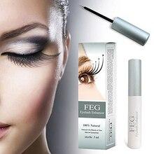 2aefb4e1ffa 100% Feg Eyelash Enhancer Eyelash Growth Serum Treatment Natural Lengthening