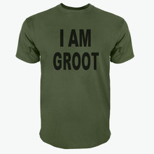 I AM GROOT Casual T-Shirts