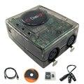 Daslight DVC4 DMX программное обеспечение ступенчатый регулятор освещения движущийся свет консоль для дискотеки DJ сценический свет USB интерфейс о...
