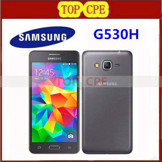 Refurbished Unlocked Original Samsung Galaxy Grand Prime G530 G530H Cell Phone Ouad Core Dual Sim 5.0 Inch Touch Screen