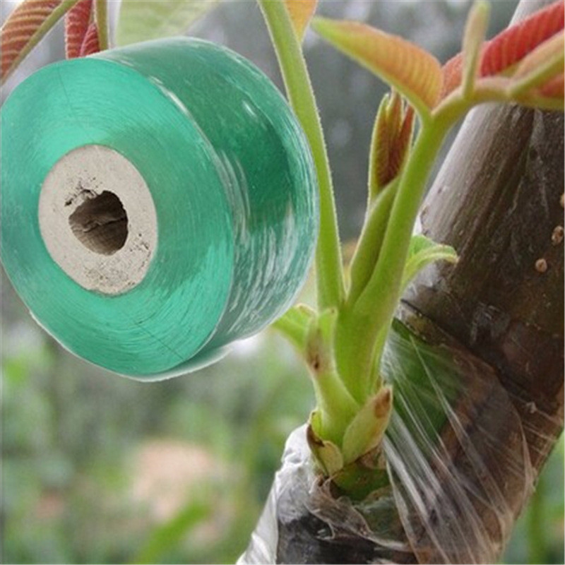 HOMETREE 2/3/5cm Garden Graft Film Fruit Tree Seedlings Bandage No Need To Tie Knots Self Adhesive Wrapping Tied Tree Belt H1296