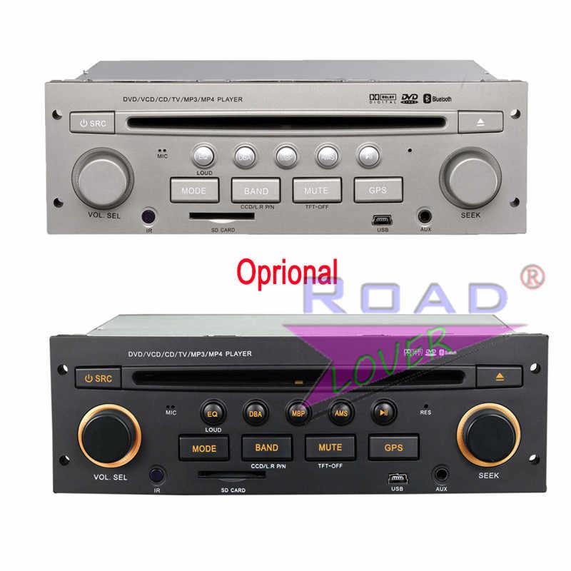 Roadloevr de DVD del coche de Android 6,0 Quad Core reproductor Multimedia para Citroen Triumph Sega C4 estéreo 2Din navegación GPS de Audio Magnitol