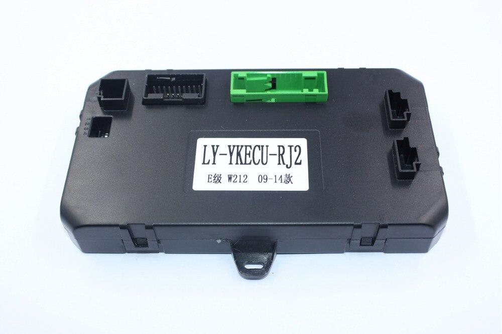 PLUSOBD Smart Auto Fernstarter Modul Für Benz W212 E KLASSE mit ...