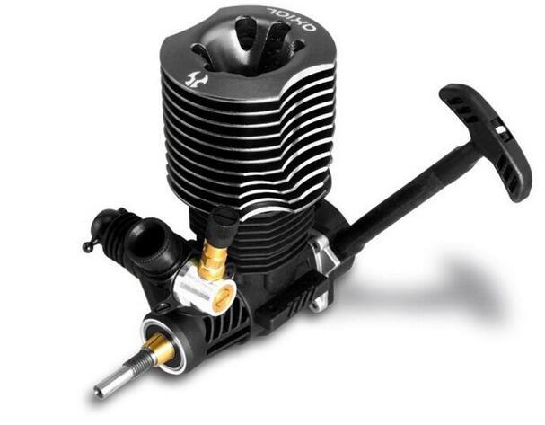 1 pièces Original AXIAL 28 Grade 28 série Nitro moteur 4.6CC à traction manuelle moteurs pour 1/8 HPI SAVAGE F4.6 K4.6/5.9 Buggy camion