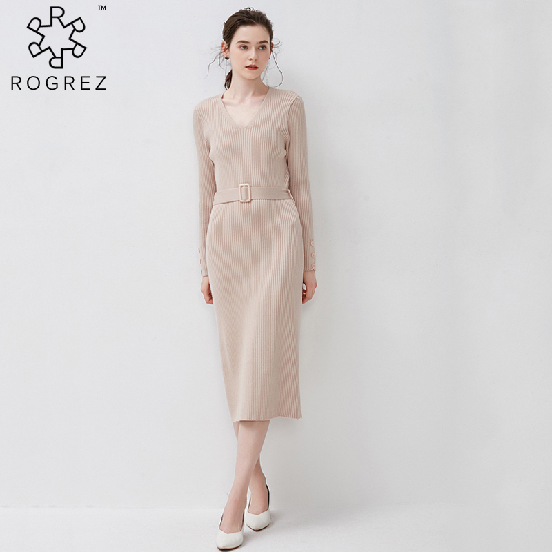 7439483009f7 Buy bodycon dress wool and get free shipping on AliExpress.com