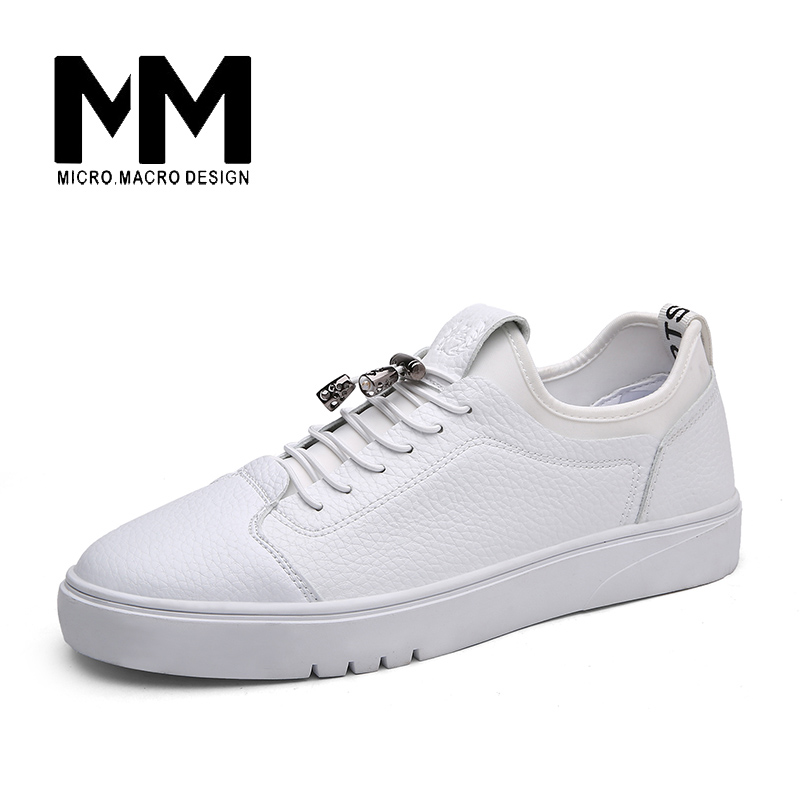 MICRO. MACRO Newest Classic All White  Casual Shoes Footwear High Top Men Shoe Breathable Walking Shoes  Outdoor Shoes  1060 micro micro 2017 men casual shoes comfortable spring fashion breathable white shoes swallow pattern microfiber shoe yj a081