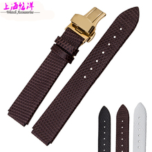 Smart bracelet wristband for HUAWEI B2 bracelet watch with black brown white butterfly leather accessories