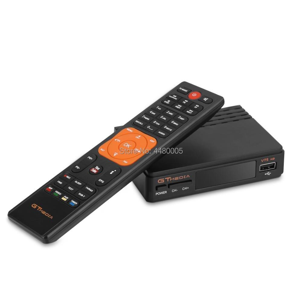 Big Sale] Gtmedia V7S DVB S2 Satellite tv receiver Freesat