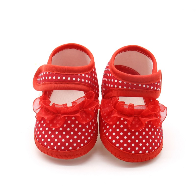 Baby Girls Shoes Summer Toddler Zapatos Bebes Bowknot Mesh Flower Footwear Cloth Soft Sole First Walkers