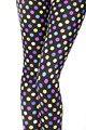 MultiFunS Моды Фитнес adicolo личности брюки Для Похудения 2015 звезды сексуальные идеи цифровая печать люминесцентные Леггинсы