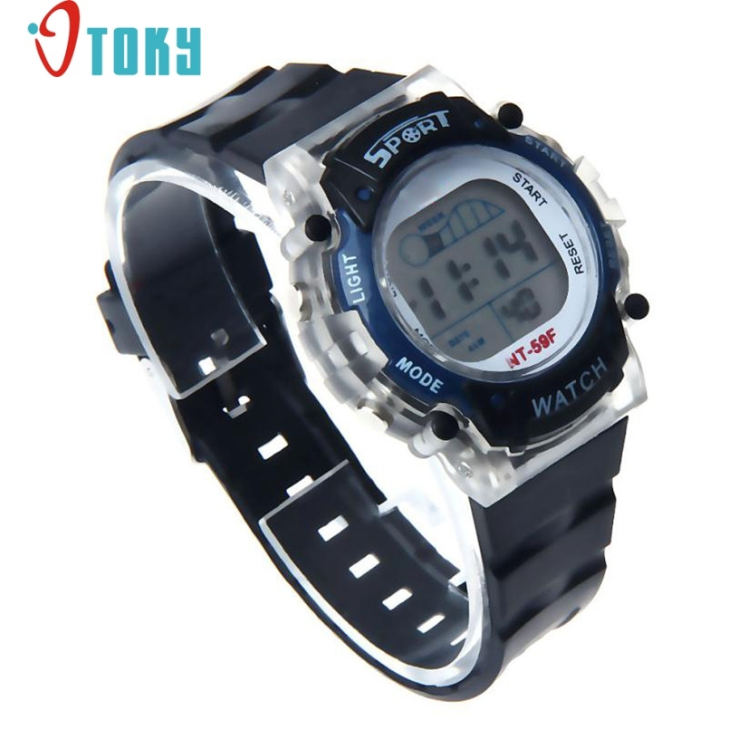 Hot hothot led watch Creative Colorful Electronic Sports Watch se7 Dropshipping hot hothot sales colorful boys girls students time electronic digital wrist sport watch free shipping at2 dropshipping li