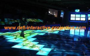 popular floor interactive projection-buy cheap floor interactive