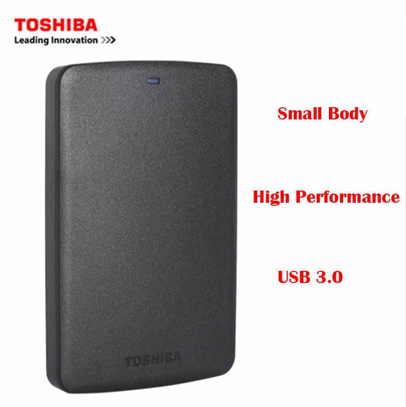 Toshiba Hard Disk Portable 1 TB 2 TB 3TB 4 TB HDD External Hard Drive 1 TB 2 TB 4 TB Disco Duro HD Externo USB3.0 HDD 2.5 Harddisk
