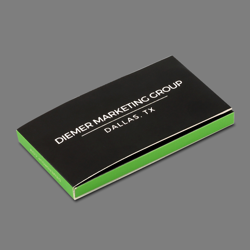 Professional customized 2.4 inch business card video brochure ...