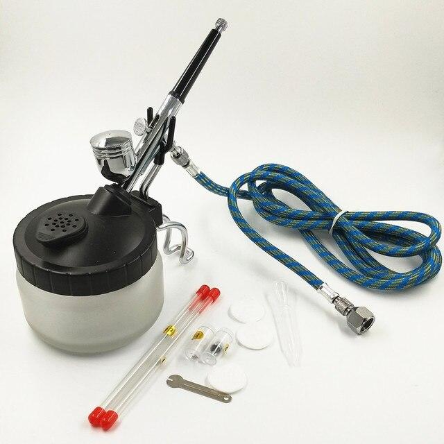 449db918ea0c US $4.86 5% OFF|1 Set Airbrush Cleaning Pot Set Stabilizer Glass Jar  Bottles Holder Paint Station Filter Quality Spray Pen Set (Option)A B C D  E-in ...