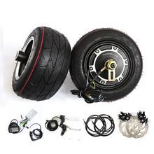 """48v 800w 10 """"mini coco elétrico atv scooter kit"""