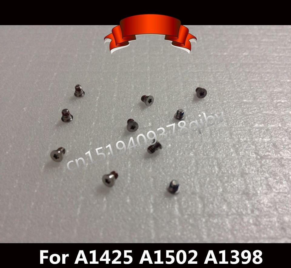 NEW 13 For Macbook Pro Retina A1425 A1398 A1502 Bottom Case Screw x 50Set