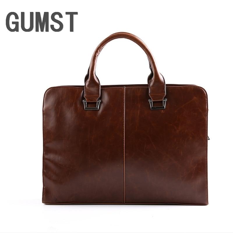 2019 Men Bag Casual Men's Briefcase Shoulder Bags Laptop Crossbody Messenger Bag Men Leather Men's Travel Bags