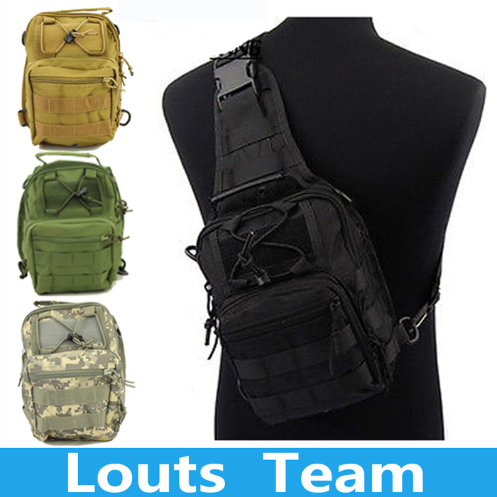 600D Molle Tactical Utility 3 Ways Shoulder Sling ...