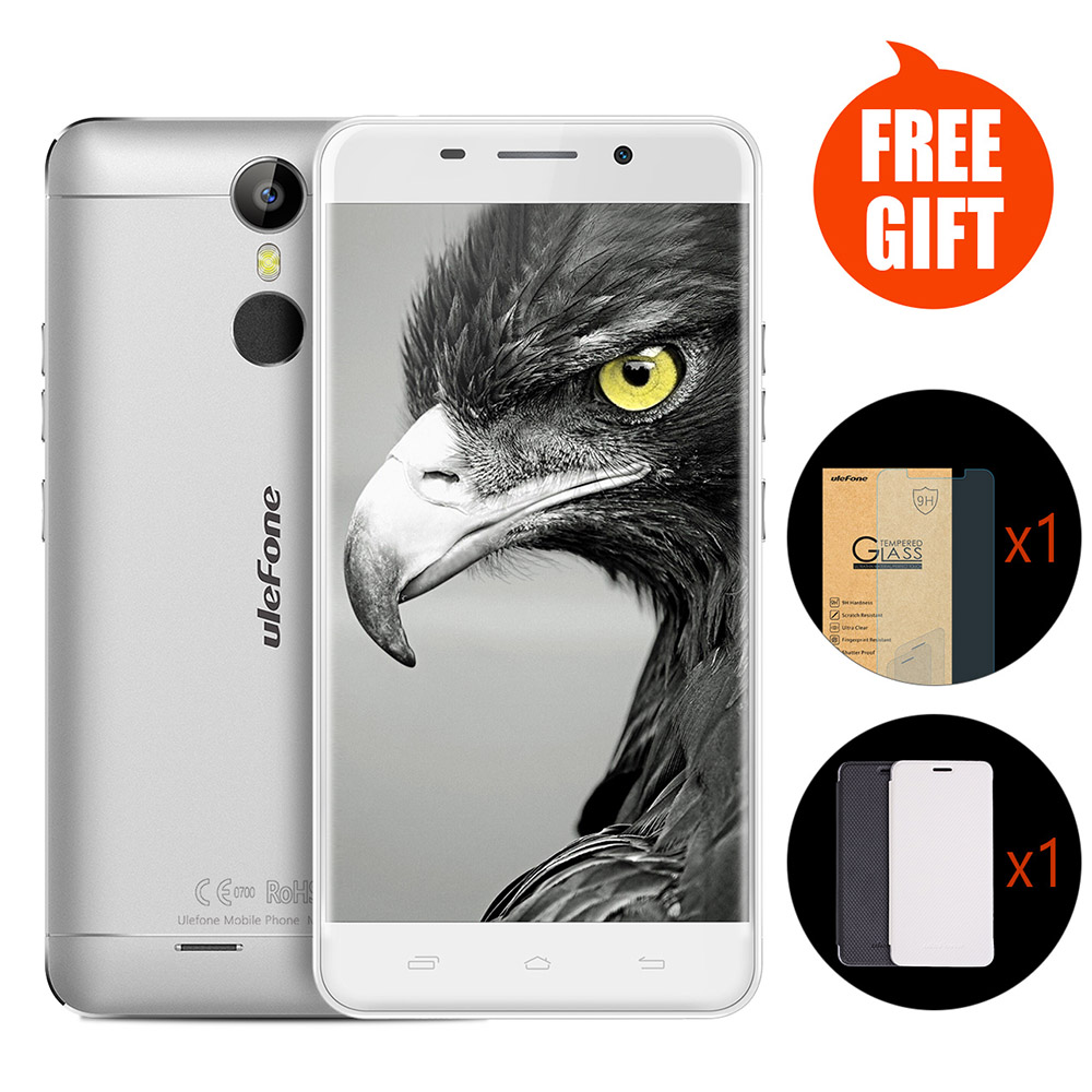 Ulefone Metal 5 0 HD 4G Octa Core 3GB 16GB Android 6 0 Mobile Phone 8MP