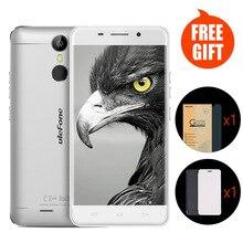 Ulefone Métal Android 6.0 5.0 Pouce 4G Smartphone MTK6753 Octa Core Mobile Téléphone 1.3 GHz 3 GB + 16 GB D'empreintes Digitales Scanner GPS OTG BT 4
