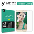 100% Оригинал Seyisoo Марка Высокое Быстродействие Premium 2.5D 9 H Экран протектор Закаленное Стекло Для Пусть V Leeco Le Pro 3 Pro3 фильм