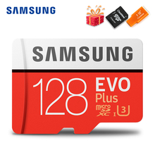 Samsung Microsd Card 256G 128Gb 64Gb 32Gb 16Gb 8Gb 100 Mb/s Class10 U3 U1 sdxc Grade Evo + Micro Sd kaart Geheugenkaart Tf Flash Card