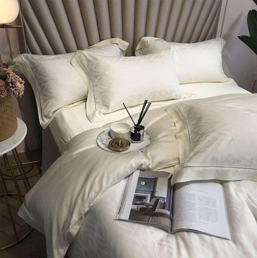Чистый цвет постельных принадлежностей для взрослых, полный королева король Синий Розовый Белый и зеленый цвета серый двойной домашний тек