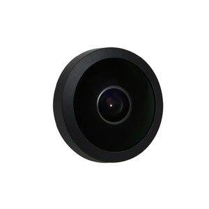 Image 3 - 5 Megapixel 1/3 pollici Super Wide Angolo di 220 gradi Fisheye Lens 1.0 millimetri Per 4MP/5MP OV5658 OV4689 IP CCTV Macchina Fotografica di Trasporto Libero