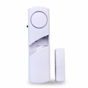 Image 3 - Door Window Wireless Burglar Alarm with Magnetic Sensor Home Safety Wireless Longer System Security Device White Wholesale