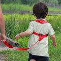 1 unids/lote Infant toddler bebé transpirable anti salen de la escuela con una primavera y verano línea de tracción cuerda B-XBD-047