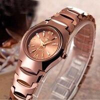 Reginald Watches Women Top Brand Luxury Quartz Wrist Watch Tungsten Steel Watch Womens Watches horloges vrouwen horloge dames