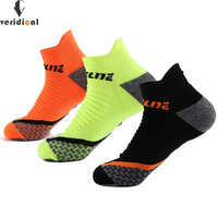 WHLYZ YW 3 Pairs Lot Professional Ankle Socks Men Colorful Good Quality Sock Slippers Meias Masculino