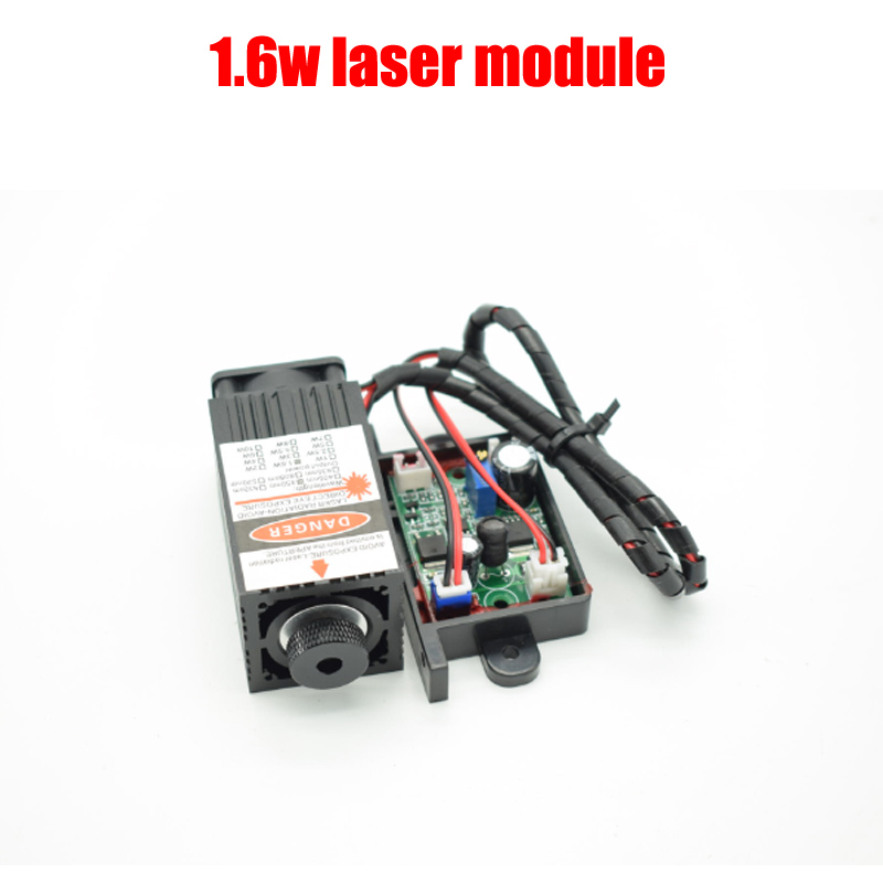 1.6w high power 450NM focusing blue laser module laser engraving and cutting TTL module 1600mw laser tube+googles 15w laser module 450nm focusing blue laser module laser engraving and cutting ttl module 15000mw laser tube free glasses