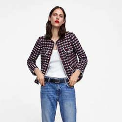 Новые женские повседневные блейзеры осенние Специальные свободные с пуговицами карманные модные популярные Универсальные женские