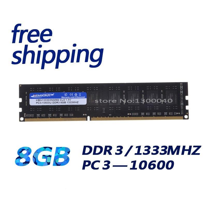 ФОТО 240pin 1.5v DDR3 1333 MHz 8GB Brand New Desktop Ram Memory for ALL MB Desktop RAM Memory / Free Shipping!!!
