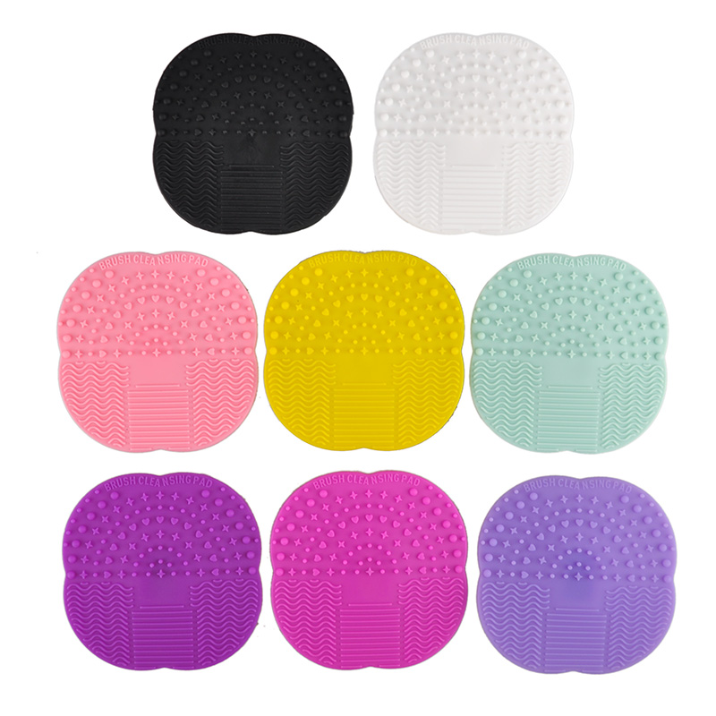 1pcs Silicone Clean Cosmetic Make Up Washing Brush Gel
